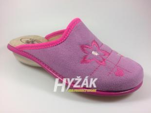 f1167a21226 SANTÉ LX 214 ROSA domácí obuv